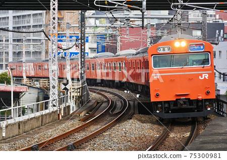 Series 103 Osaka Loop Line 75300981