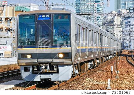 207 series prototype 2 75301065