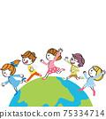 在地球上奔跑的孩子 75334714