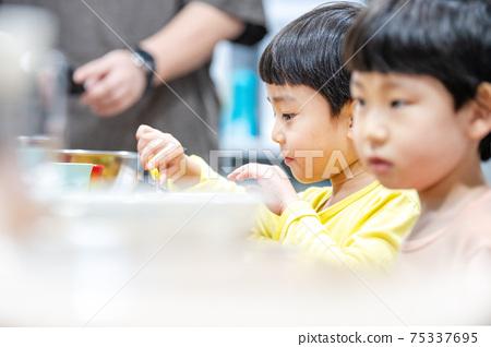 어린이 라이프스타일 건강 성장 75337695