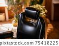Hair dressing chair (cut chair) fashionable 75418225