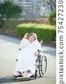 奶奶輪椅 75427230