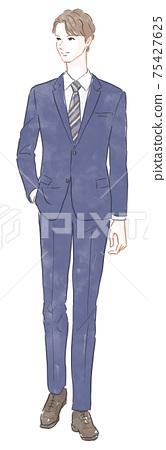 Suit men 75427625