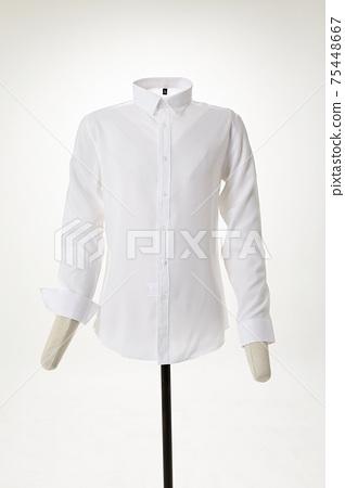 襯衫,模特 75448667