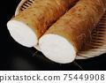 Cut long potatoes 75449908