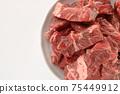 Angus beef shoulder loin 75449912