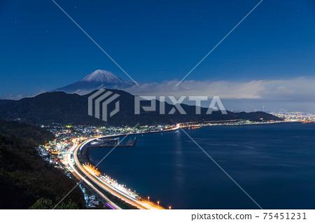 靜岡由衣_富士山和高速公路的絕妙景色 75451231