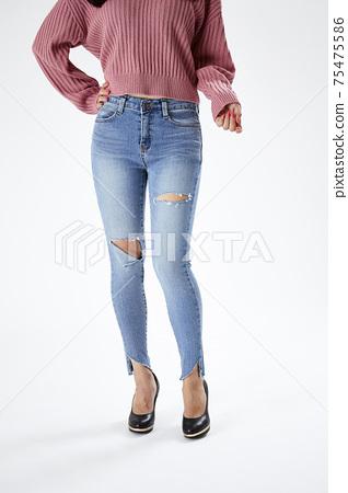 牛仔褲 75475586