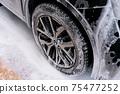 自助洗車概念 75477252