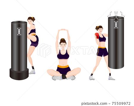Fitness 75509972