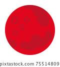 火星太陽系行星的插圖 75514809