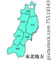 日本東北地區 75519343