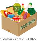 食物銀行 75541027