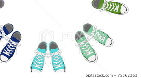 Canvas sneakers 75562363