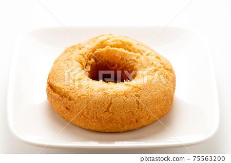 甜甜圈(環甜甜圈)。 75563200