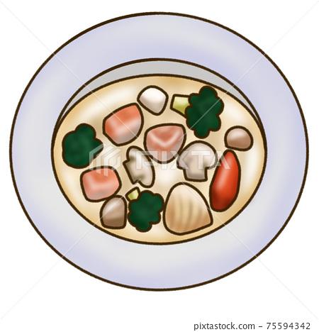 cream stew 75594342