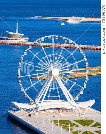 Baku Ferris Wheel, Azerbaijan 75596076