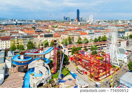 Prater park in Vienna 75600652