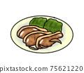 烤姜 75621220