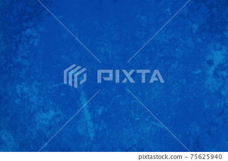 Abstract blue cement and background. Dark grunge concrete texture. 75625940