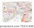 世界遺產城市景觀,意大利,Vizencia 75631486