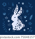 Cute Easter picture. 75646157