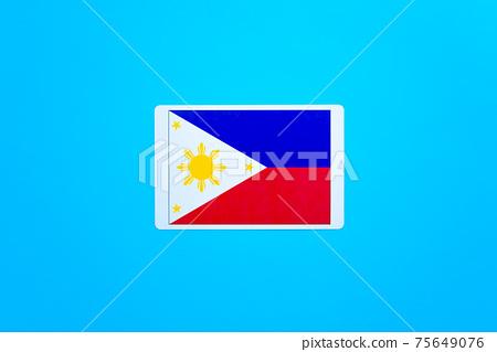 Philippine flag 75649076
