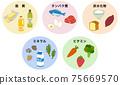 五種主要營養食品 75669570
