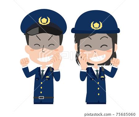 邪惡警察 75685060