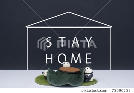 Stay home 75690253