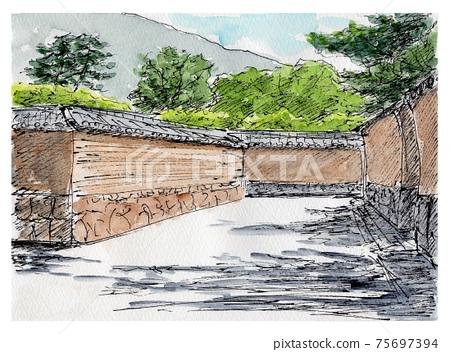 Hagi's soil wall 75697394