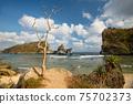Atuh Beach - Nusa Penida Island, Bali, Indonesia 75702373