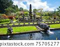 Water temple Tirta Gangga - eastern Bali, Indonesia 75705277