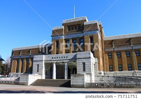 東京台東區上野公園國立科學博物館日本博物館 75711751