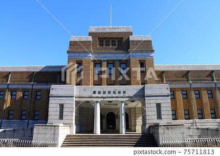 東京台東區上野公園國立科學博物館日本博物館 75711813