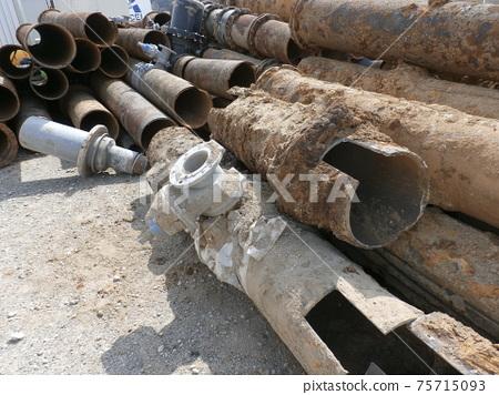 大地震之後,水管變得更加抗震。 75715093