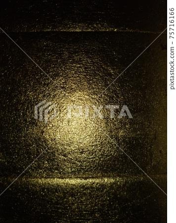 台灣新北-12.26.2020:蛋糕上面的金箔 75716166