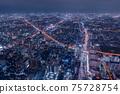 아베노바시 터미널 빌딩 야경 75728754
