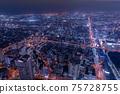 아베노바시 터미널 빌딩 야경 75728755