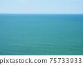니가타 초여름의 동해에서 원하는 노토 반도 75733933