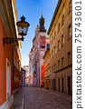 Old Town of Poznan, Poland 75743601