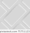 Realistic smartphone vector background 75751123