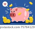 小豬盒子歡喜 75764129