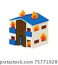 재해 화재 이미지 75771028