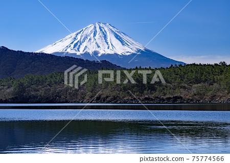 來自西湖的富士山 75774566