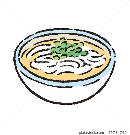 Food_Kake烏冬面 75784746