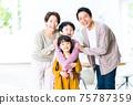 家庭 75787359