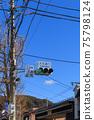 나가노 _ 스와 타이 샤 下社 가을 미야마의 거리 75798124