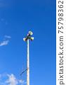 Image of disaster prevention siren 75798362