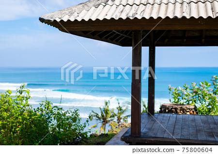 巴厘島海上小屋 75800604